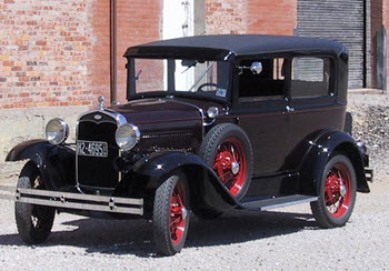 ford model a 1927